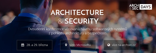 Architecture & Security Days 2017